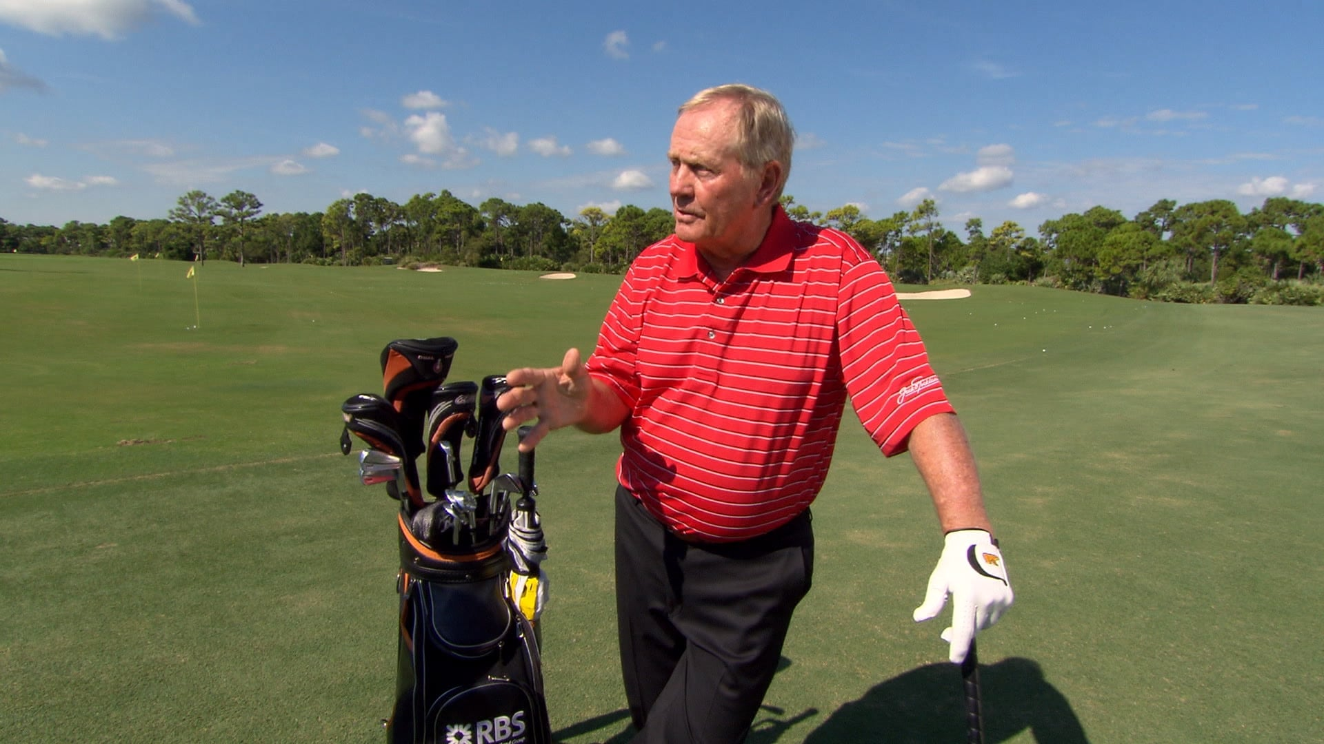 Jack Nicklaus: Use A Tee On Par Threes -- It's An Advantage