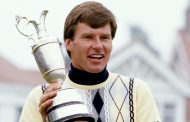 Nick Faldo Shows Us The Shot