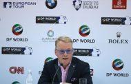 Keith Pelley's Memo:  European Tour Is Hurtin' For Certain