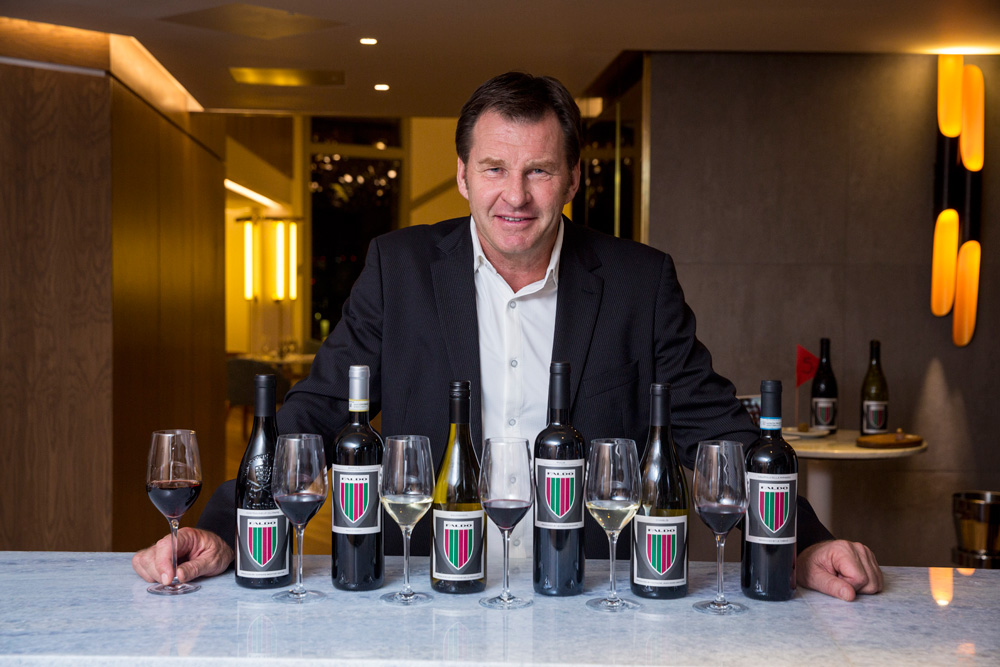 Days, Knights And An Afternoon With Sir Nick Faldo
