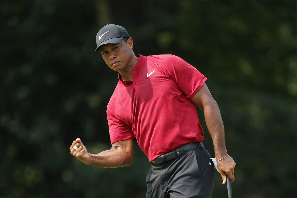 Primed?  Tiger Woods Looked Ready For Return -- When Will He?
