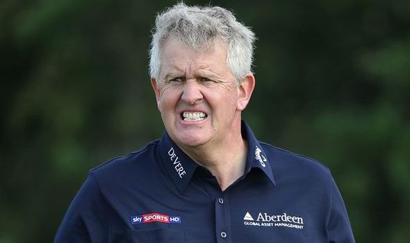 Colin Montgomerie Throws Doubt At PGA Tour Re-Start