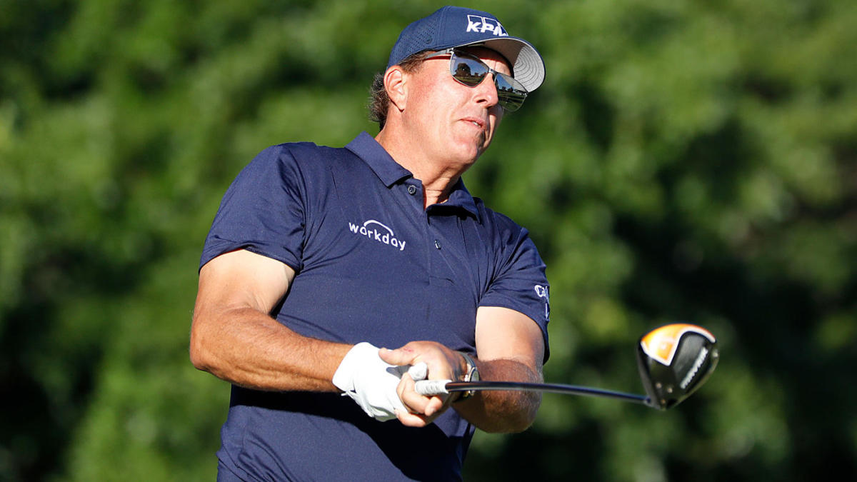 Phil Mickelson In At Winged Foot As USGA Sets U.S. Open Critieria