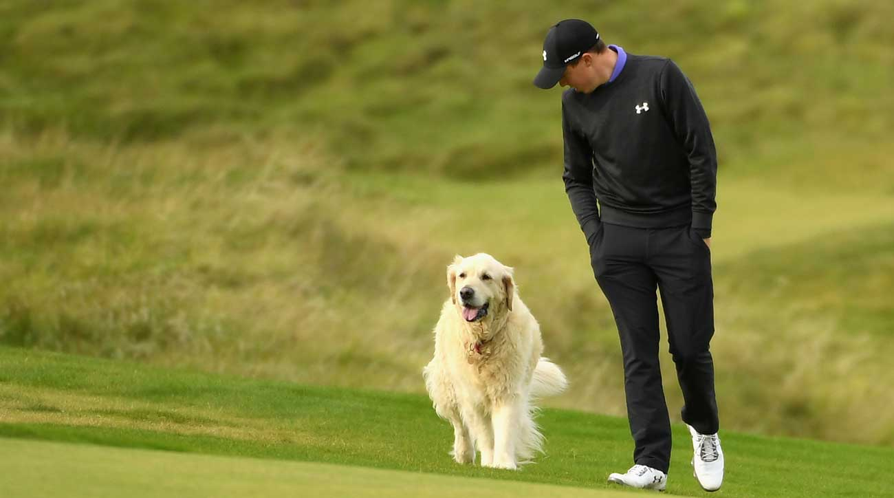 Rory McIlroy First Visitor To The Dog House