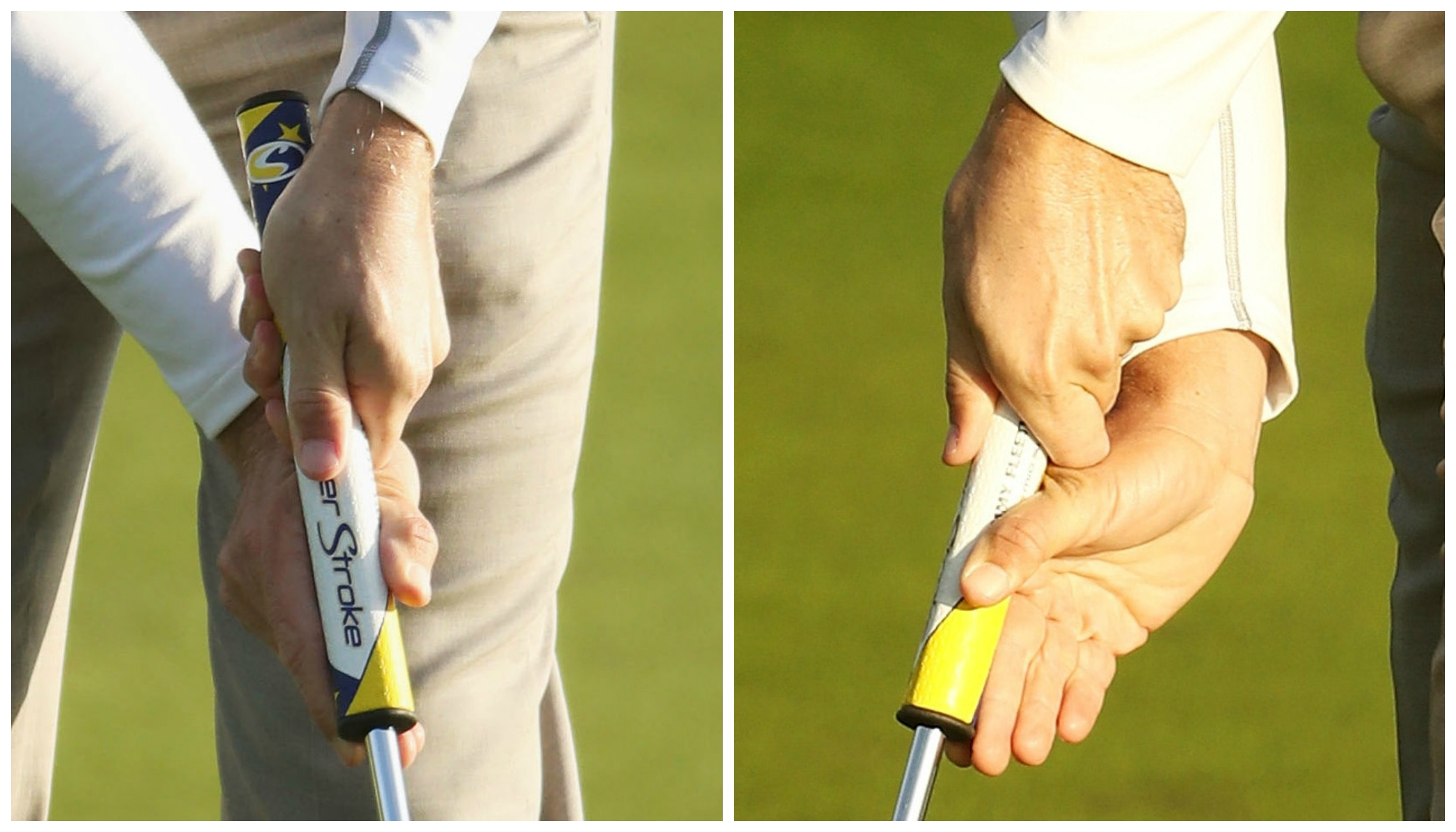 Putting Doldrums?  Try Some Of Those Funky Grips You See On Tour