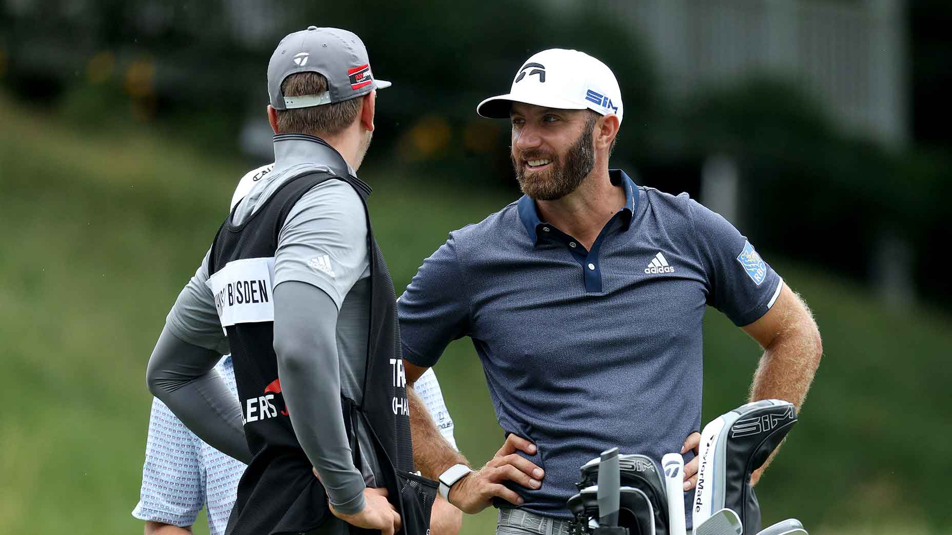 21:  Dustin Johnson Closes The Deal, Comes From Behind At Travelers