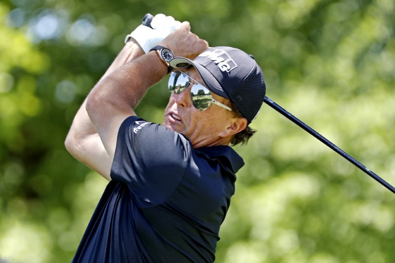 Lefty At 50 -- Can Mickelson Win Again As He Heads Over-The-Hill?
