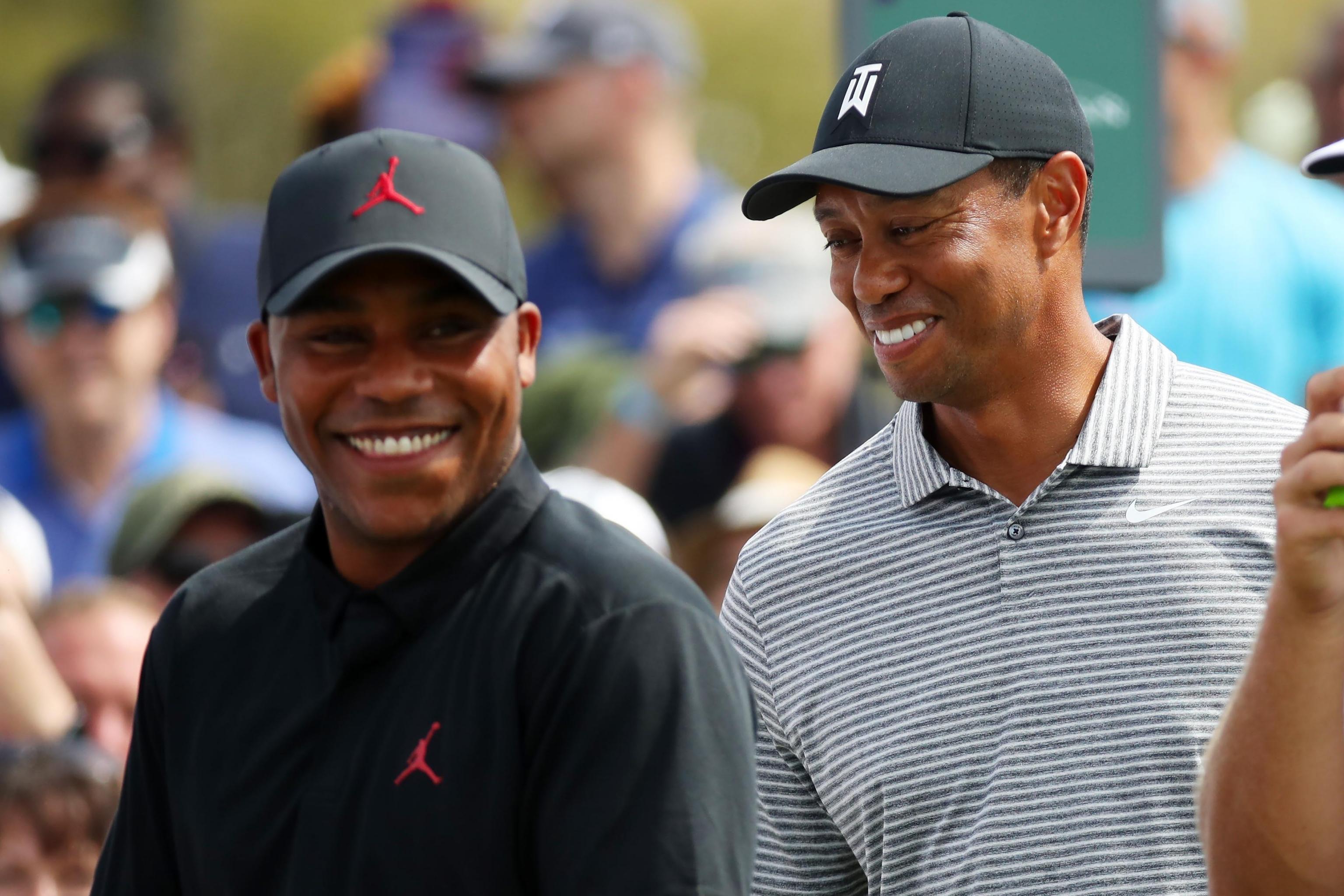 Tiger Woods Tip-Toes On Social Injustice, Harold Varner III Shows Deep Thought