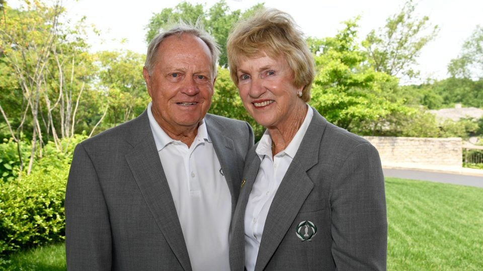 Jack And Barbara Nicklaus Tested Positive -- Survived COVID-19