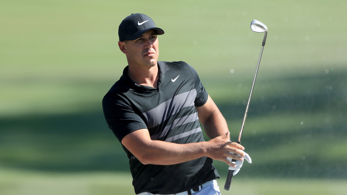 Brooks Koepka Needs To Get Going (He's 156th In FedEx Points)
