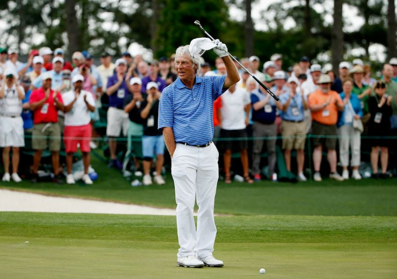 Ben Crenshaw Gives Us An Old-School Putting Primer