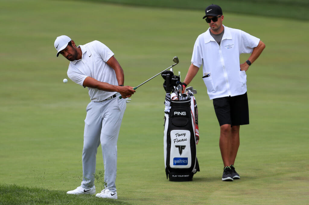 Tony Finau Is Talent-Rich -- So Why Doesn't He Win?