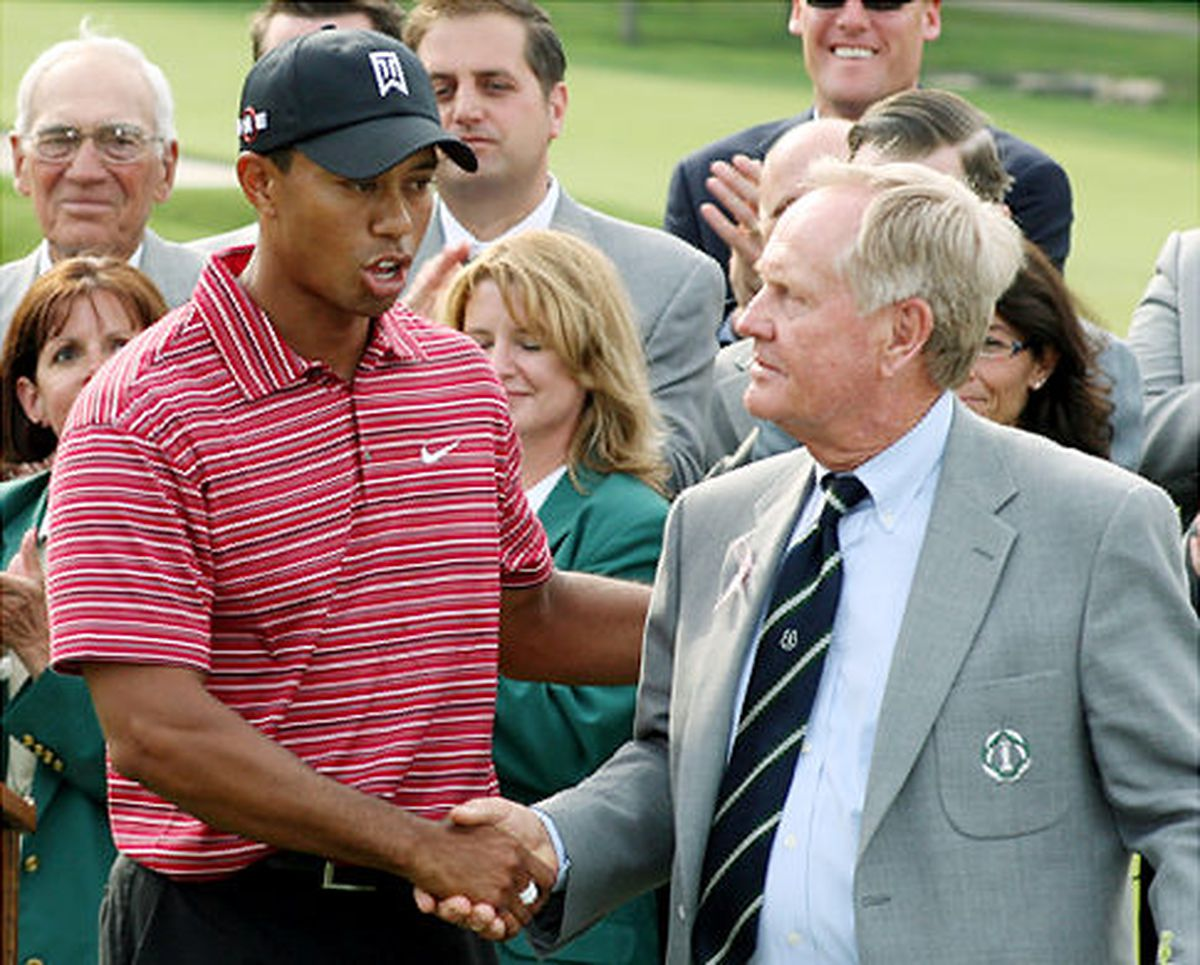 Jack Nicklaus Will Reach Out To Shake Winner's Hand At Memorial