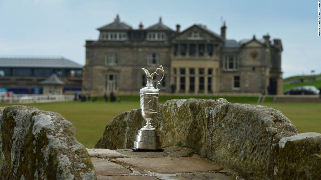 Open Championship For The Ages:  Tiger, Jack, Tom, Sir Nick, Rory And More