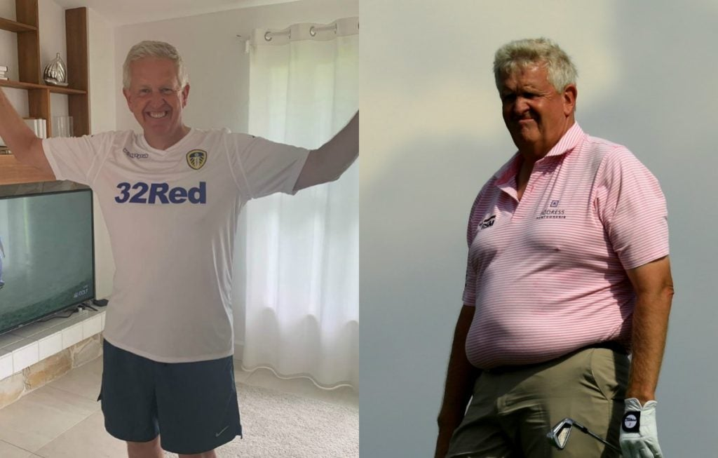 New Look For Monty:  Colin Montgomerie Drops 40 Pounds!