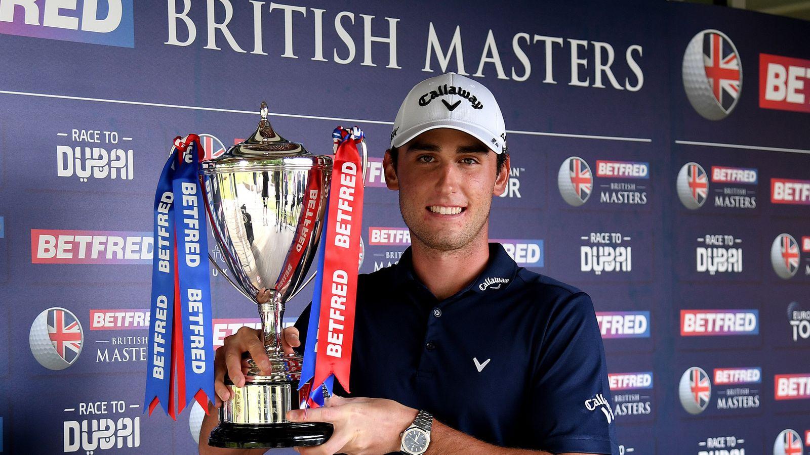 Paratore Cruises To Victory At British Masters
