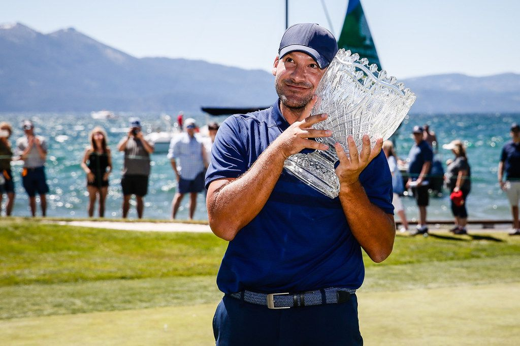Tony Romo The Odds-On Favorite To Three-Peat At American Century