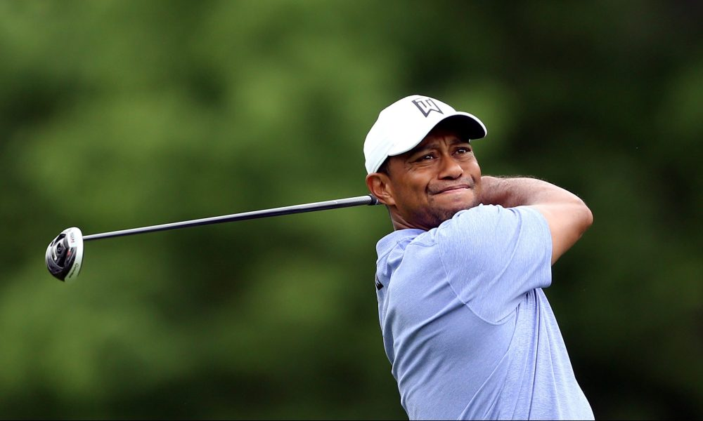 Tiger Woods Knocks Off The Rust, Gets In The Memorial Hunt