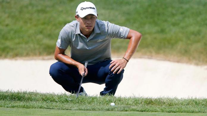 Collin Morikawa's A Birdie Machine At Workday