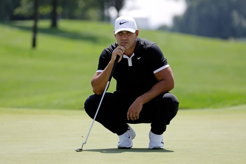 Brooks Koepka Has Some Major Presence On Day One At PGA