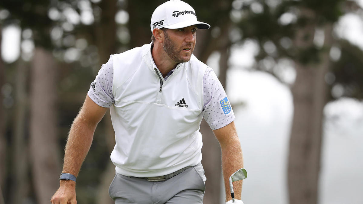 Dustin Johnson On The Doorstep Of PGA Championship