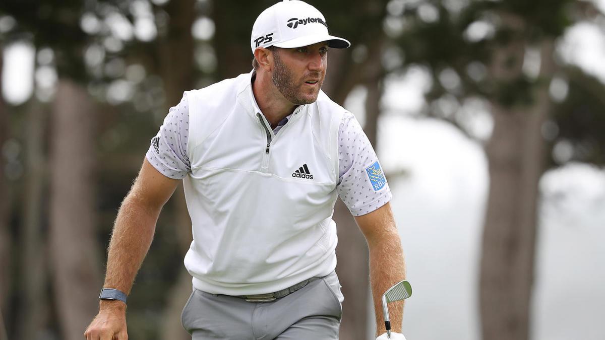 Dustin Johnson On The Doorstep Of PGA Championship