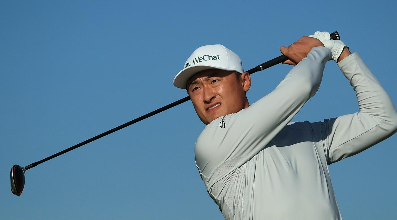 102nd PGA:  Halfway Home, Li Surprises, Contenders Line Up
