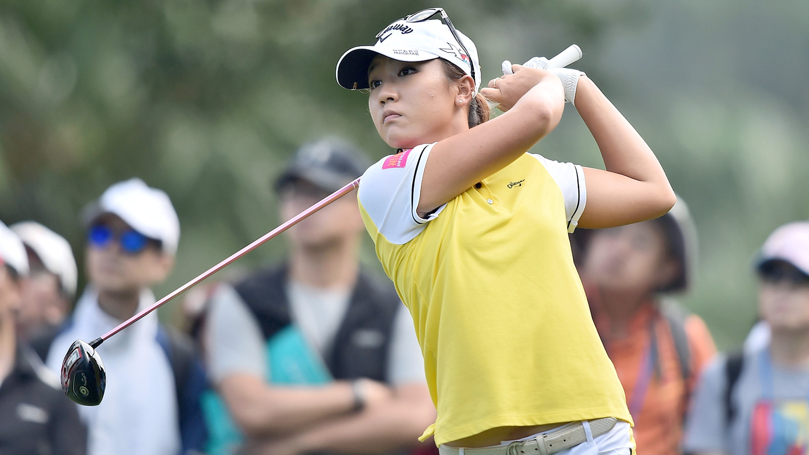 Lydia Ko Surges Into Lead At Marathon Classic