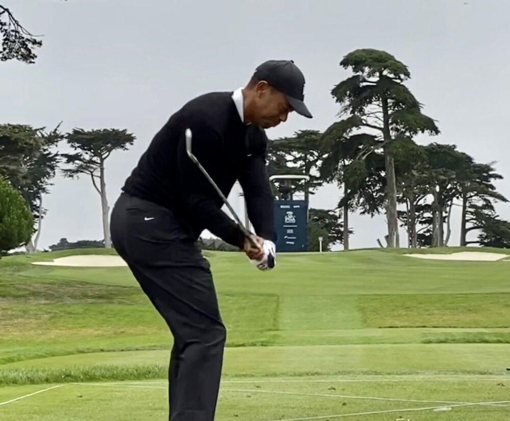 Tiger Woods May Be Using A Second Set Of Eyes At PGA