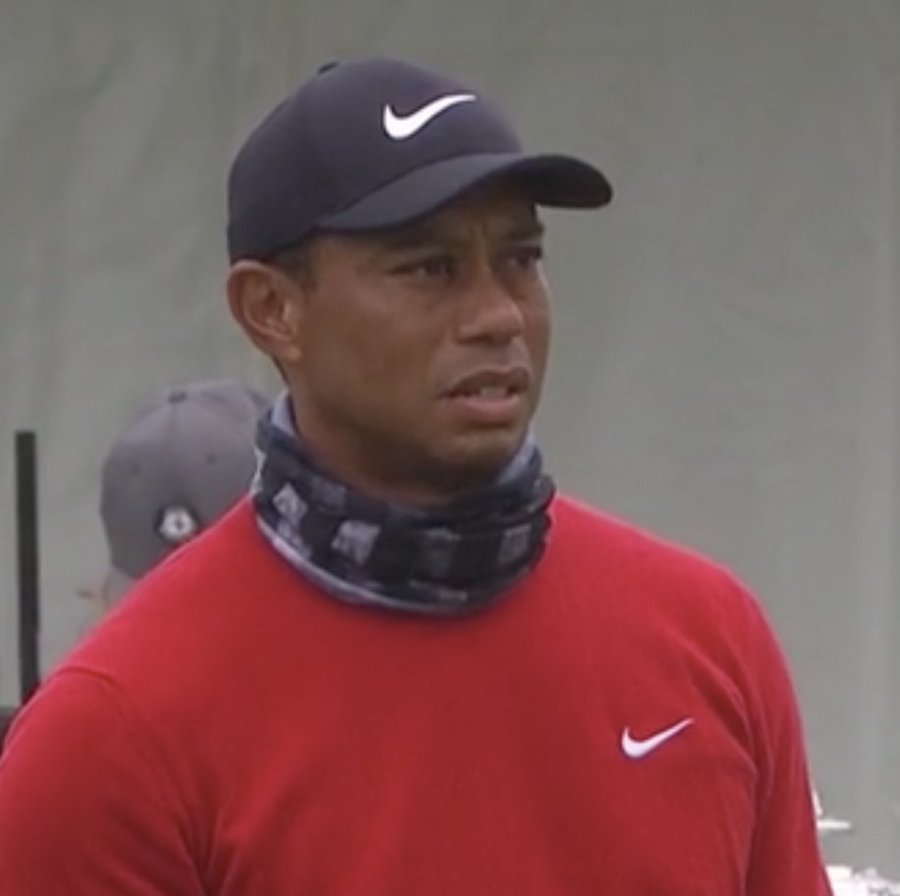 Tiger Woods:  Mr. Inbetween At 102nd PGA Championship