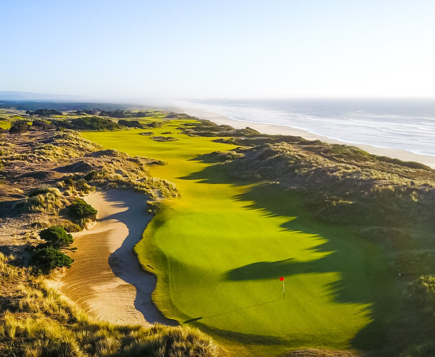120th U.S. Amateur Gives A Great Look At Incredible Bandon Dunes