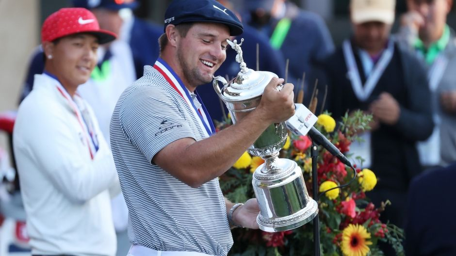 DeChambeau Domination:  Bryson Runs Away With U.S. Open Title