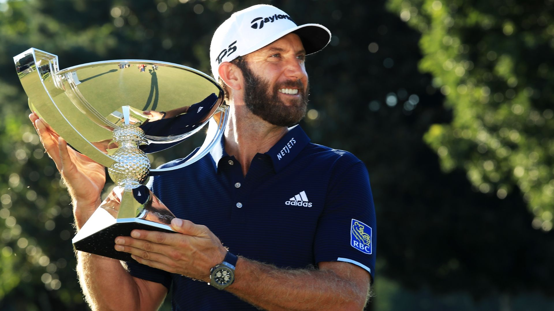 Dustin Johnson Was Supposed To Win, He Did, But He Didn't