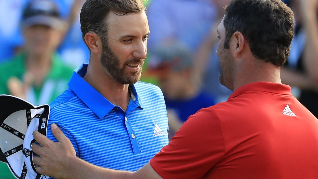 Tour Championship Day One:  World's One Thru Four Are One Thru Four