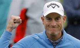 Jim Furyk Shoots 64 At Pebble Beach Senior Event
