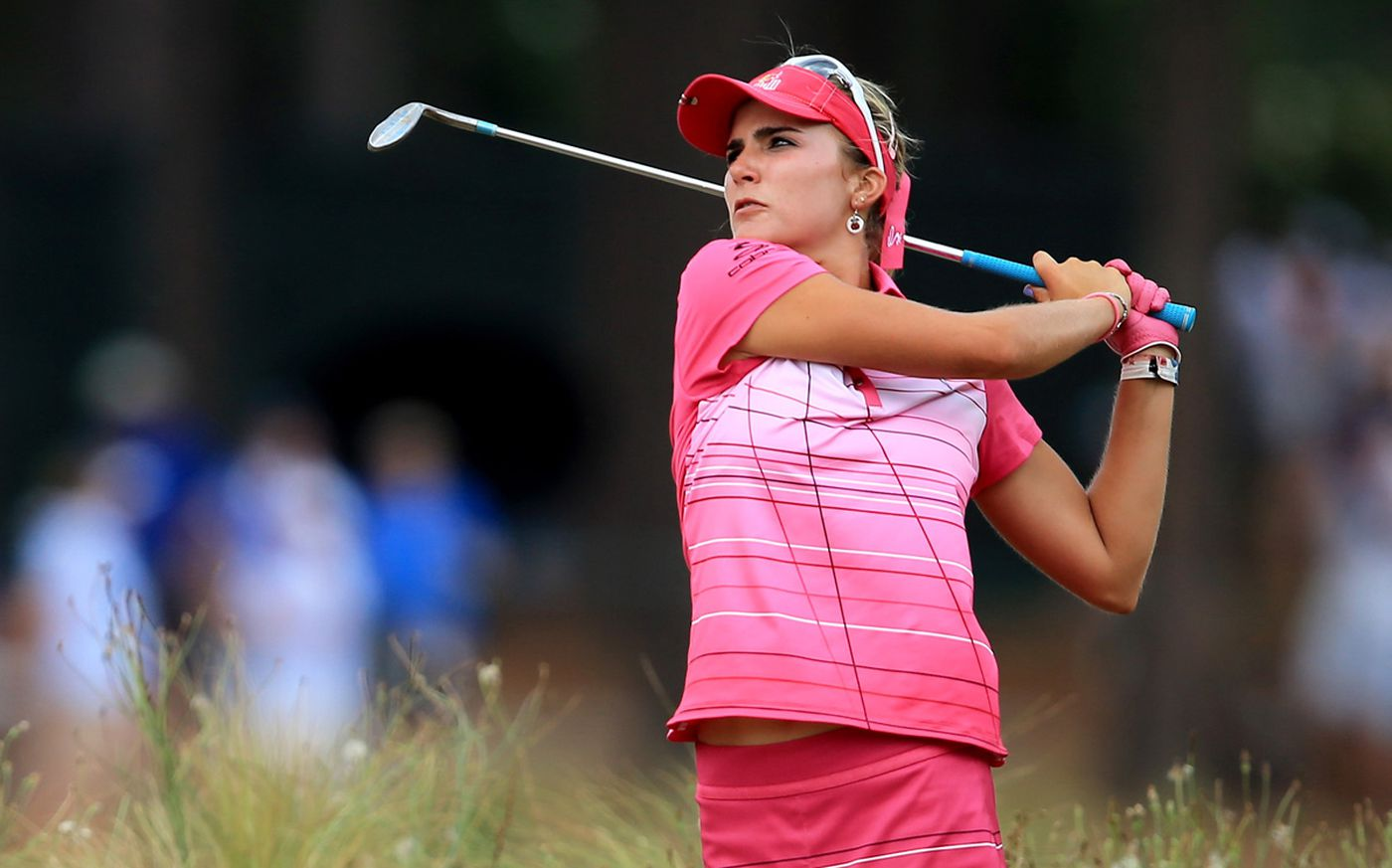 Nelly Korda Keeps It Going At ANA, Lexi Makes A Move