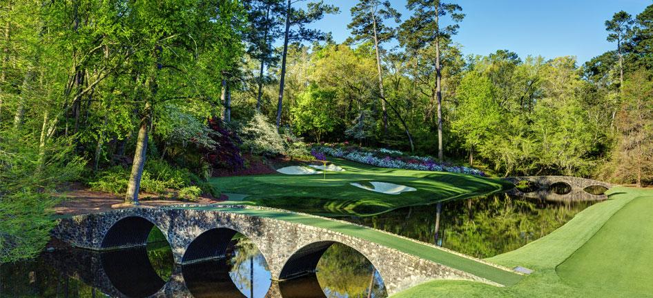 PGA Tour Monster Season:  50 Events, Six Major Championships