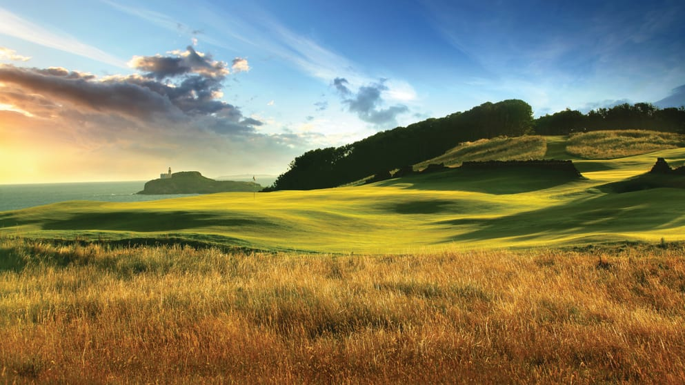 Scottish Open Takes Us To One Of Golf's Incredible Regions