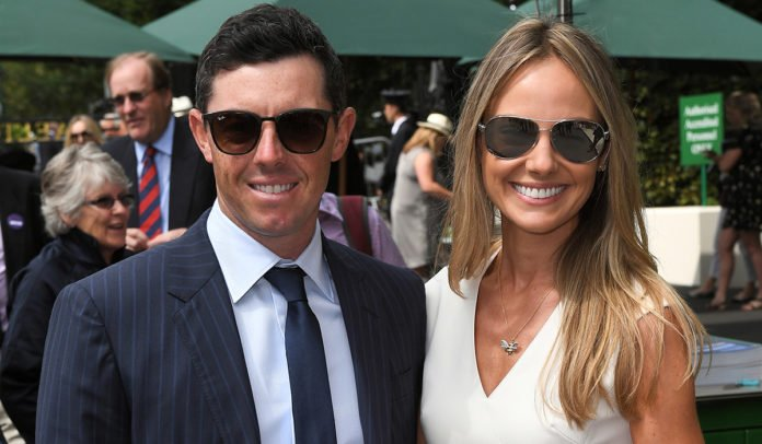 Rory & Erica McIlroy Welcome Baby Daughter Poppy Kennedy McIlroy