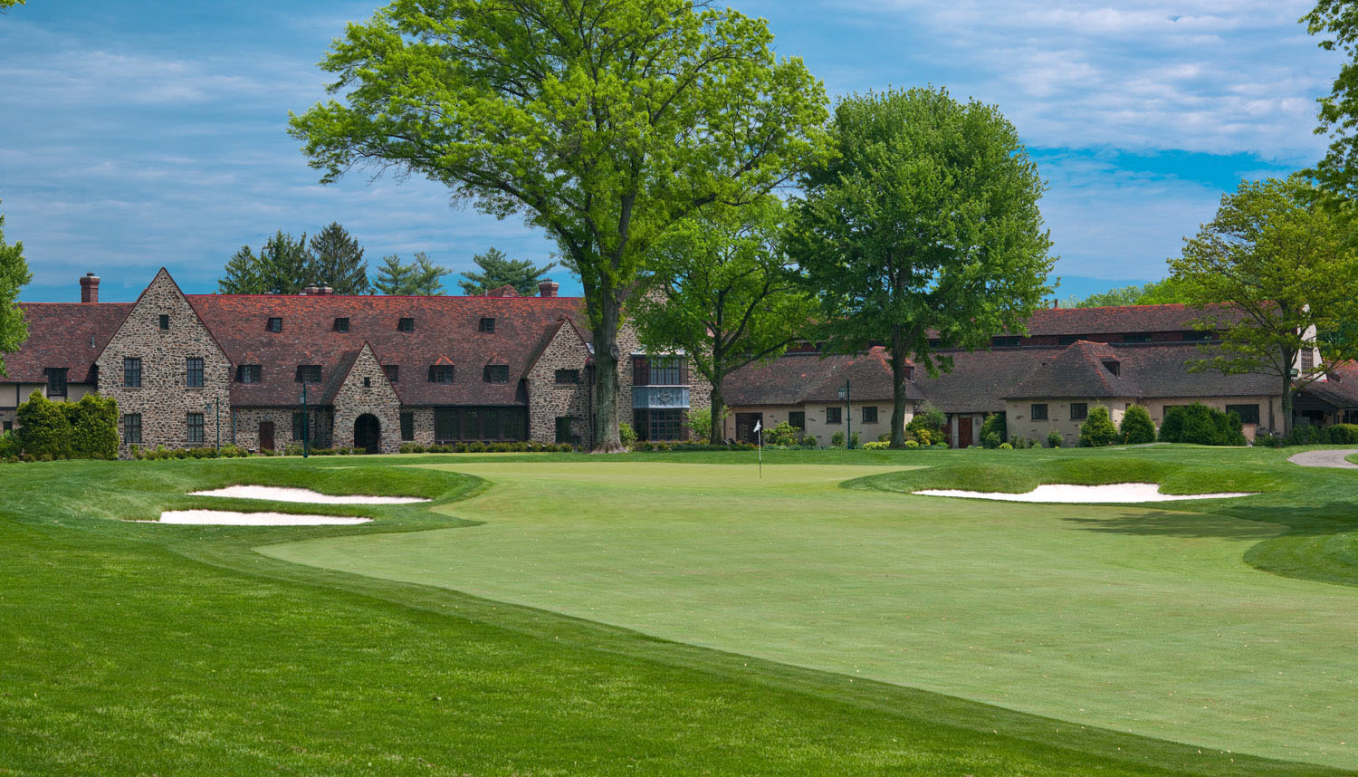 Ladies PGA Championship Gets Historic Setting At Stately Aronimink