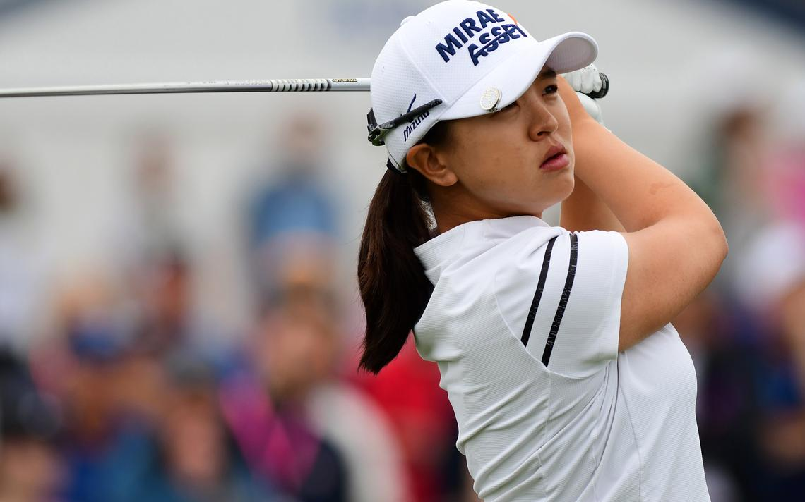 Sei Young Kim On Doorstep Of First Major At PGA Championship