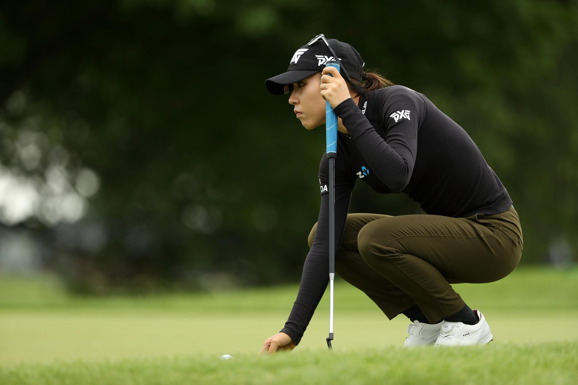 Aronimink Proves Tough Test On Day One At Women's PGA Championship