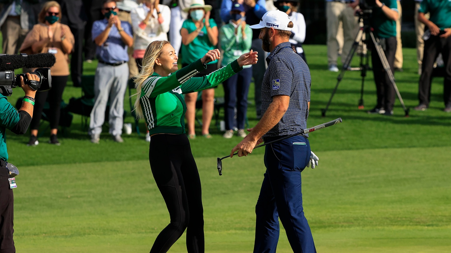 Undeniably D.J. -- Historic Masters Win For Dustin Johnson