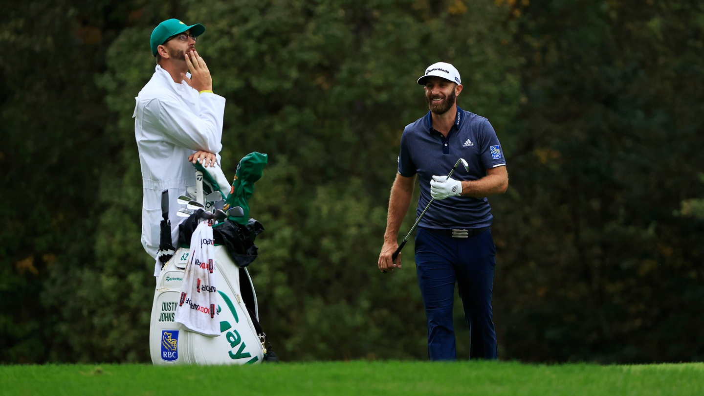 Dustin Johnson Dominates Moving Day At The Masters