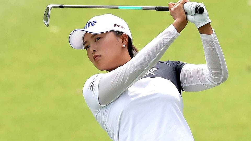 World No. 1 Jin Young Ko Returns At Pelican Open