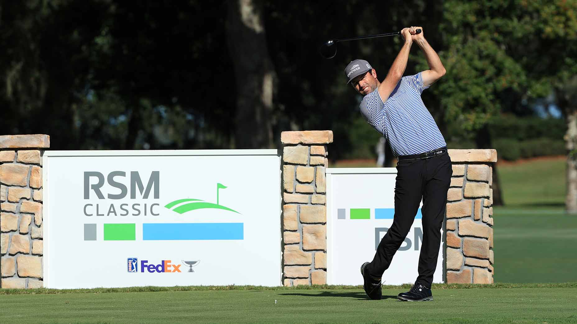 Robert Streb Fades, Recovers Then Wins RSM Classic