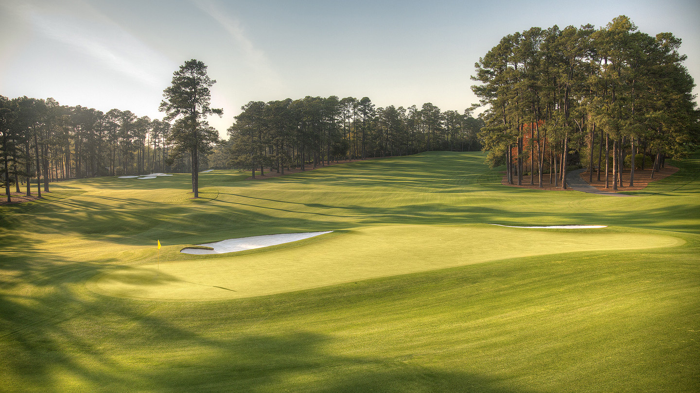 The Art Of Putting Those Greens At Augusta National