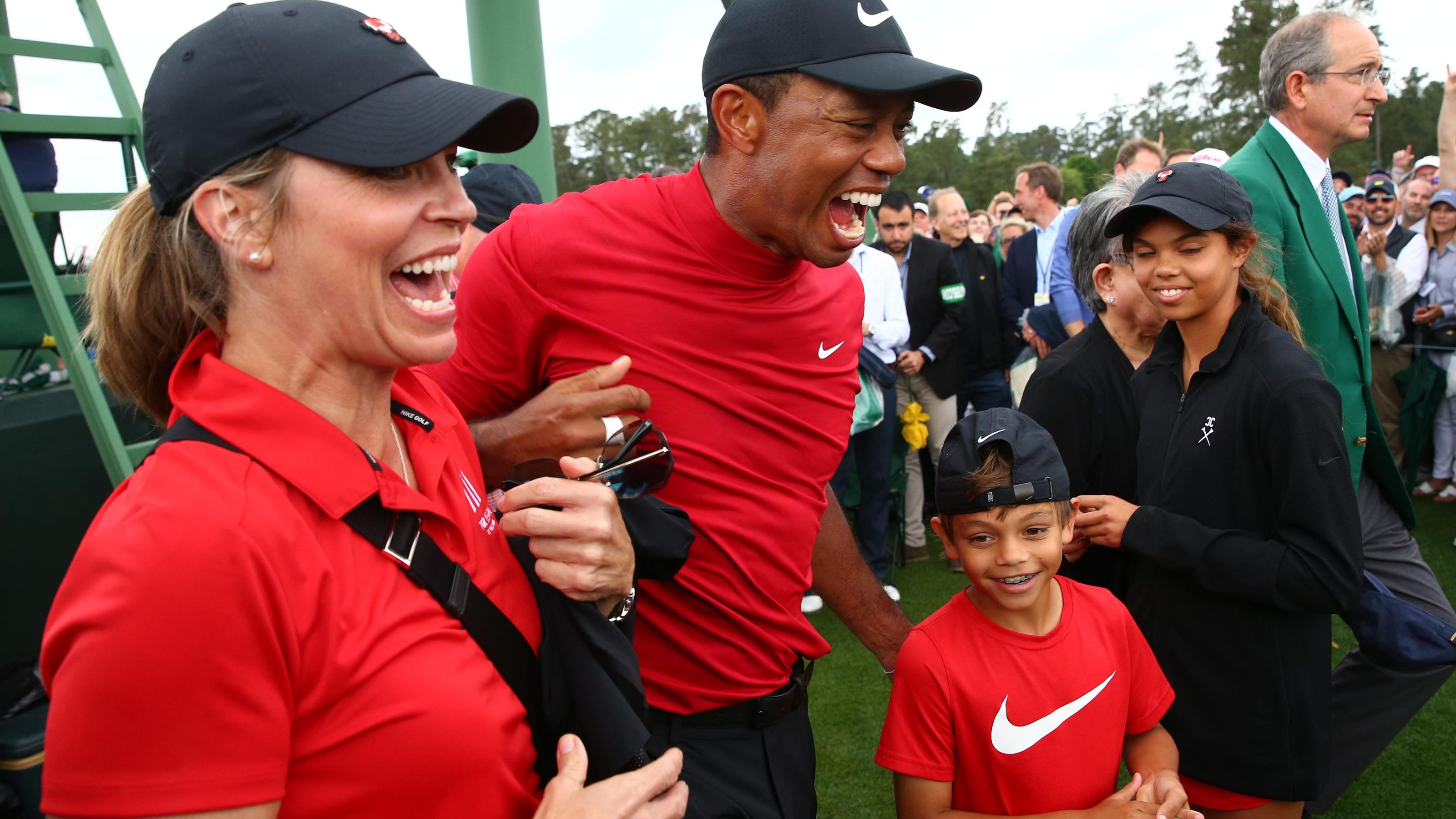 Tiger Woods Bringing Son Charlie Into Limelight At PNC