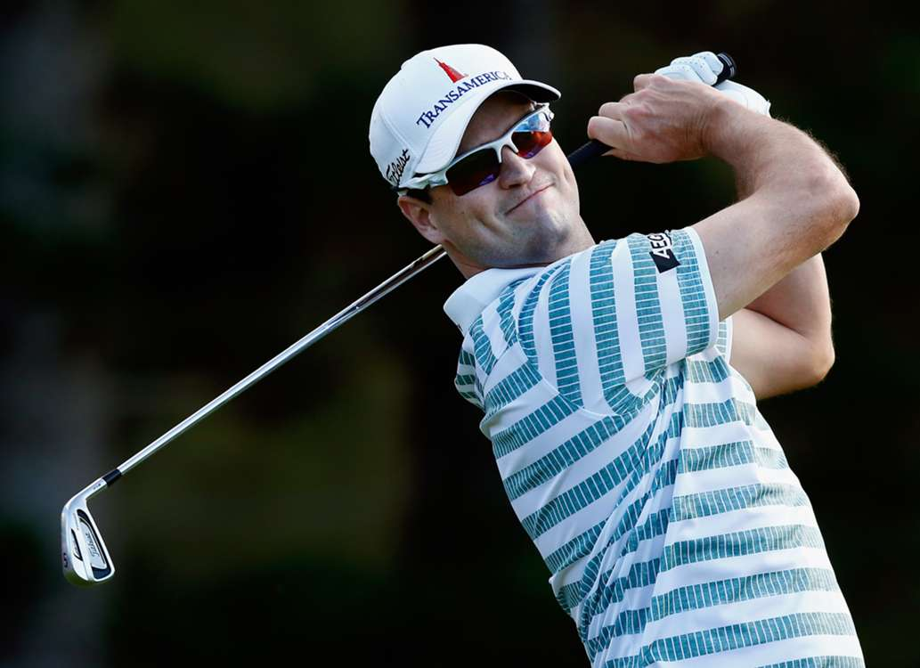 Streb Leads, Johnson Three Back At RSM Classic
