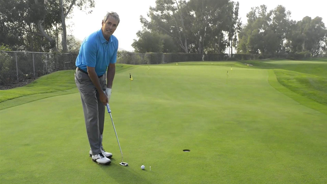 Ian Baker Finch Shows Us A Cool Lag-Putting Drill